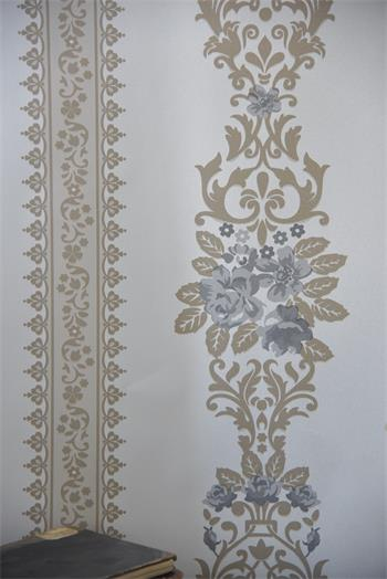 Wallpaper - Old french