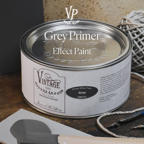 Effect primer for effect paint - Grey 1L