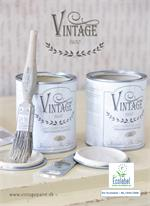 Poster - Vintage paint with ECOlabel