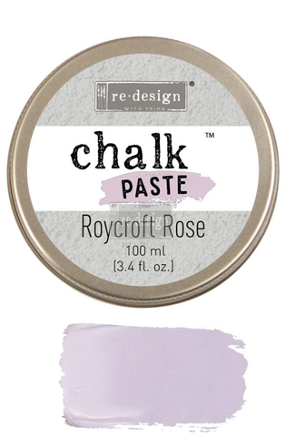 Redesign Chalk Paste® 3.4 fl. oz. (100ml) - Roycroft Rose