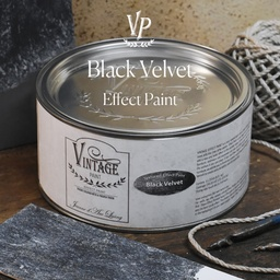 [700708] Effect paint - Black Velvet 1L