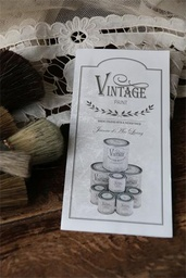 Brochure - Vintage Paint - Italiano 25 pz