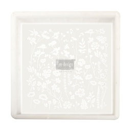 "[655350635978] Redesign Paver Mould 12""x12""- In The Meadow"