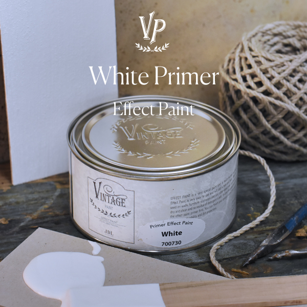 [700732] Effect primer for effect paint - White 250ml